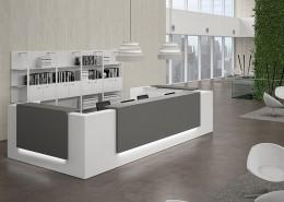 Z2 Reception Desk - Reception Desks - Reception Furniture