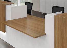 Z2 Reception Desk - Reception Desks - Reception Furniture