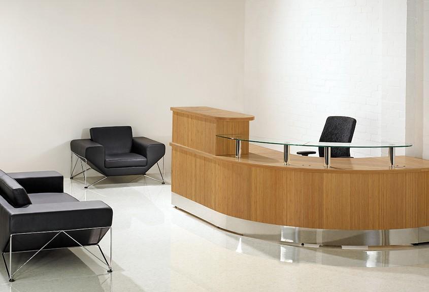 Fulcrum Reception Desk - Reception Desks - Reception Furniture