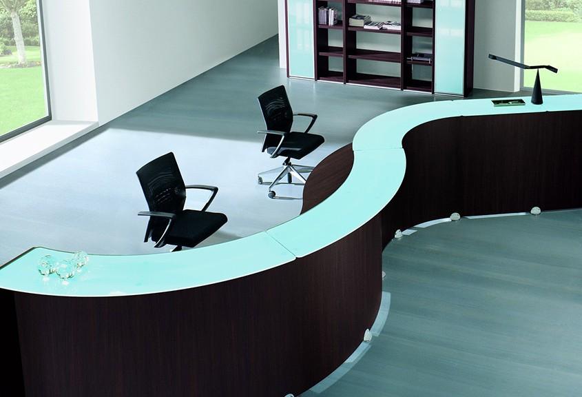 Quarigfolio Reception Counter - Reception Desks - Reception Furniture