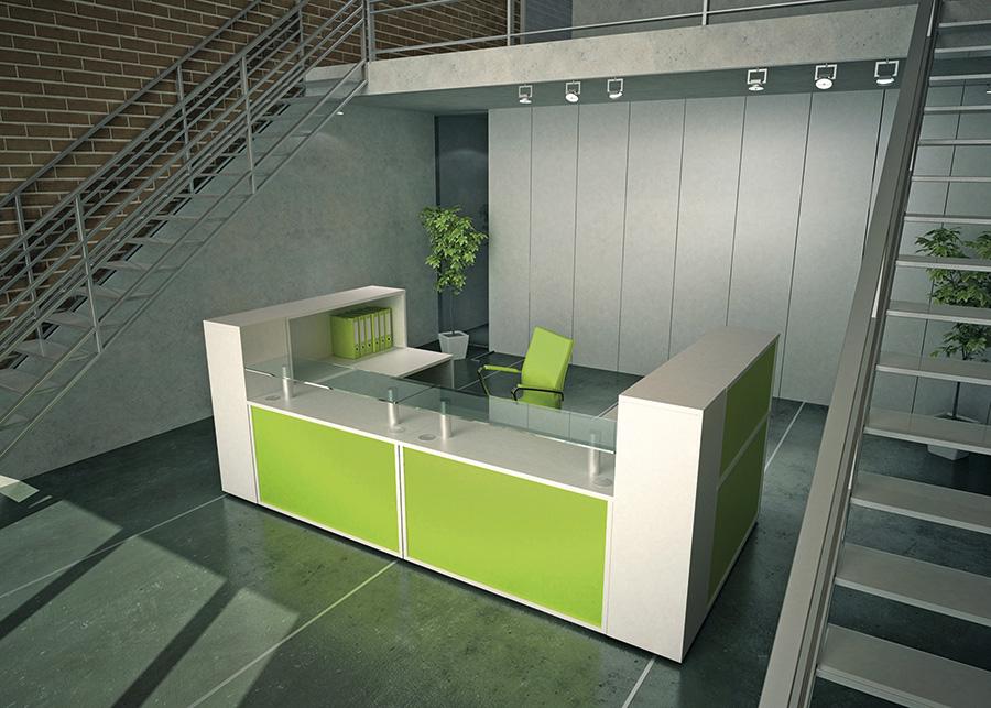 Receptiv Reception Desk - Reception Desks - Reception Furniture