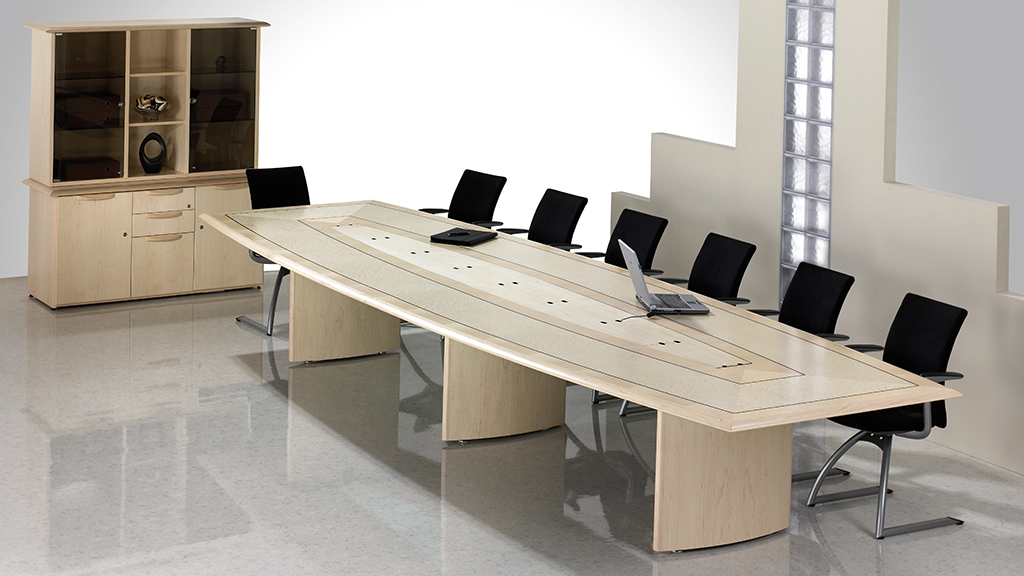 Fulcrum Table - Meeting Tables - Meeting Room Furniture