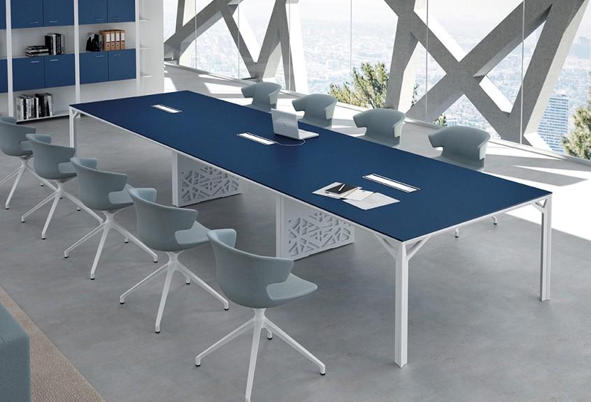 Fulcrum Meeting Table - Meeting Table - Meeting Room Furniture