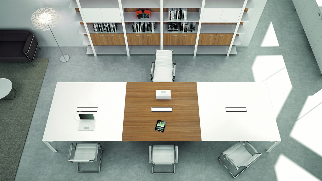 Tula Table - Meeting Tables - Meeting Room Furniture