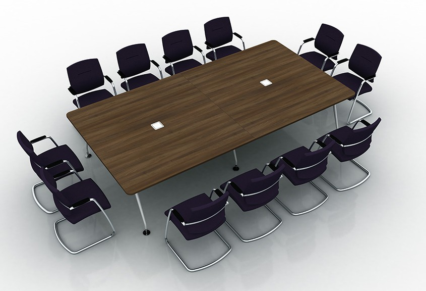 Vega Table - Meeting Tables - Meeting Room Furniture
