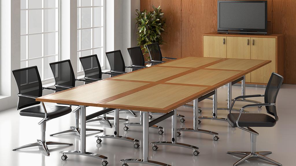 Tula Tables │ Training Room Furniture Training Office