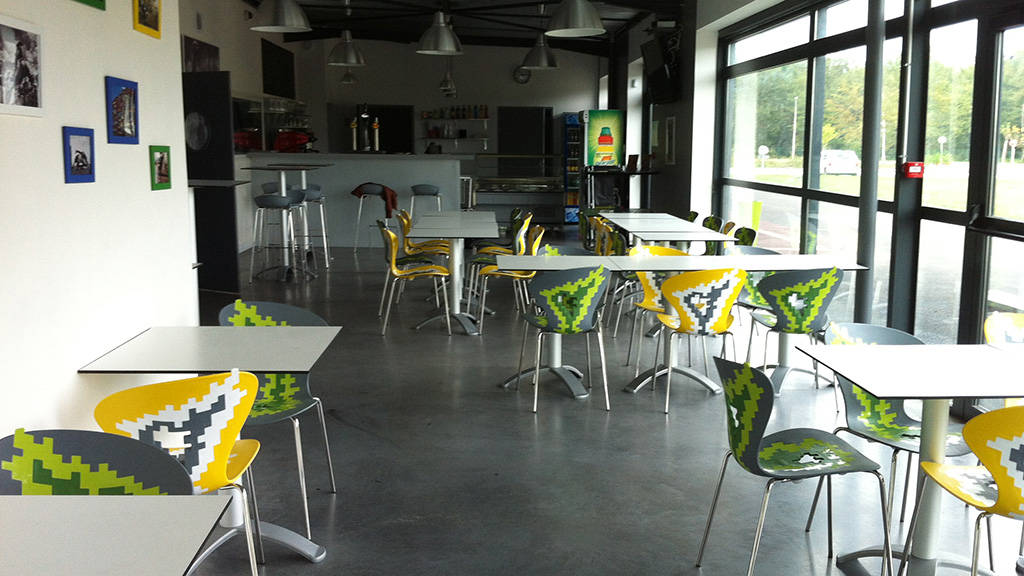 Big Bang Chairs - Bistro Chairs - Breakout Seating - Breakout Furniture