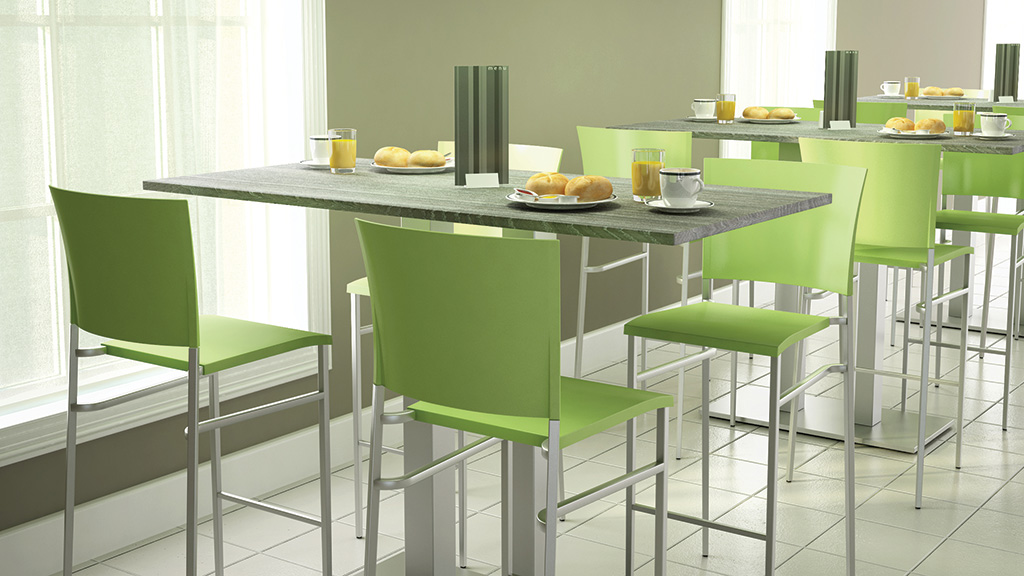 Bistro Life - Stools & Poseur Tables - Breakout Furniture