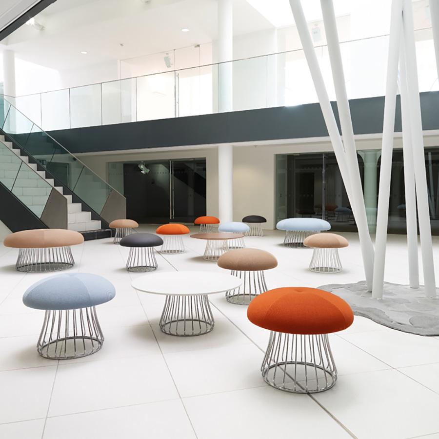 Magic Stool - Breakout Seating - Breakout Furniture