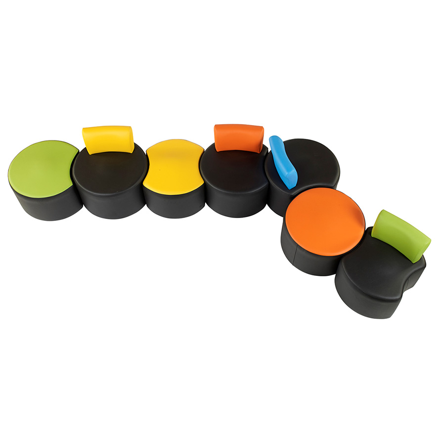 Pacman Seating - Breakout Seating - Breakout Furniture