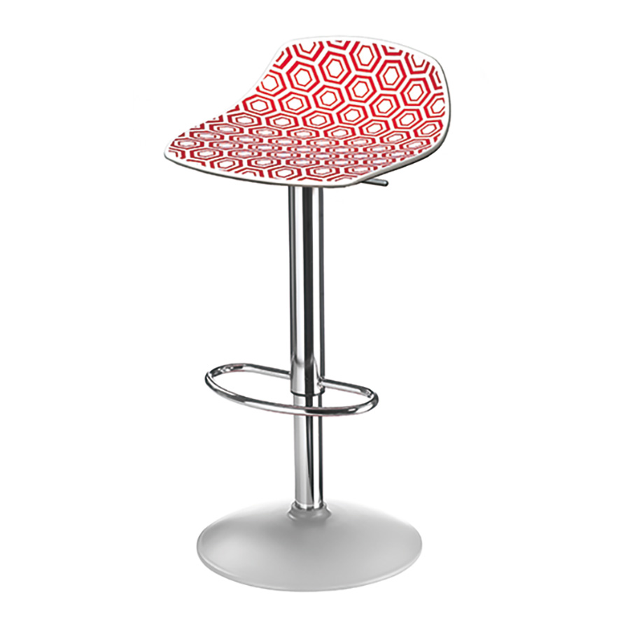 Slot Stool - Stools & Poseur Tables - Bistro Chair - Breakout Furniture