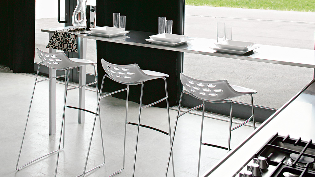 Unite Stool - Stools & Poseur Tables - Breakout Furniture