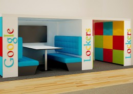 Lockers - Steel Storage - Education Furniture