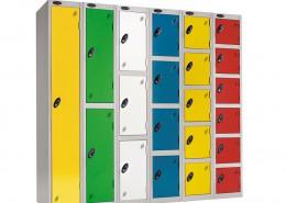 Lockers - Steel Storage - Education Furniture