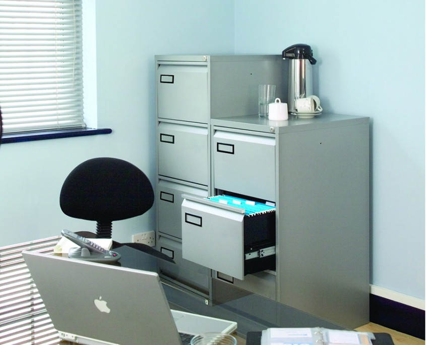 Filing Cabinets - Steel Storage - Education Furniture