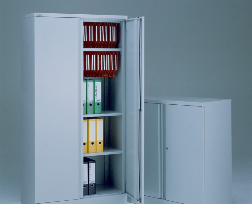 Steel Cupboards - Steel Storage - Education Furniture