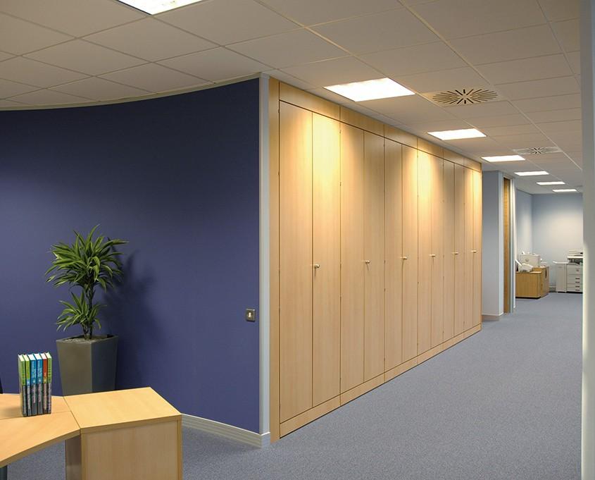 Storewall - Storage Wall - Wood Storage