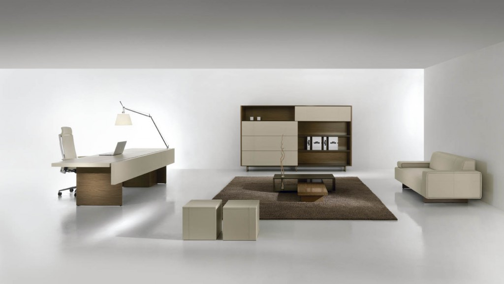 Element by Uffix designed to surround your office environment with natural materials in the office furniture.