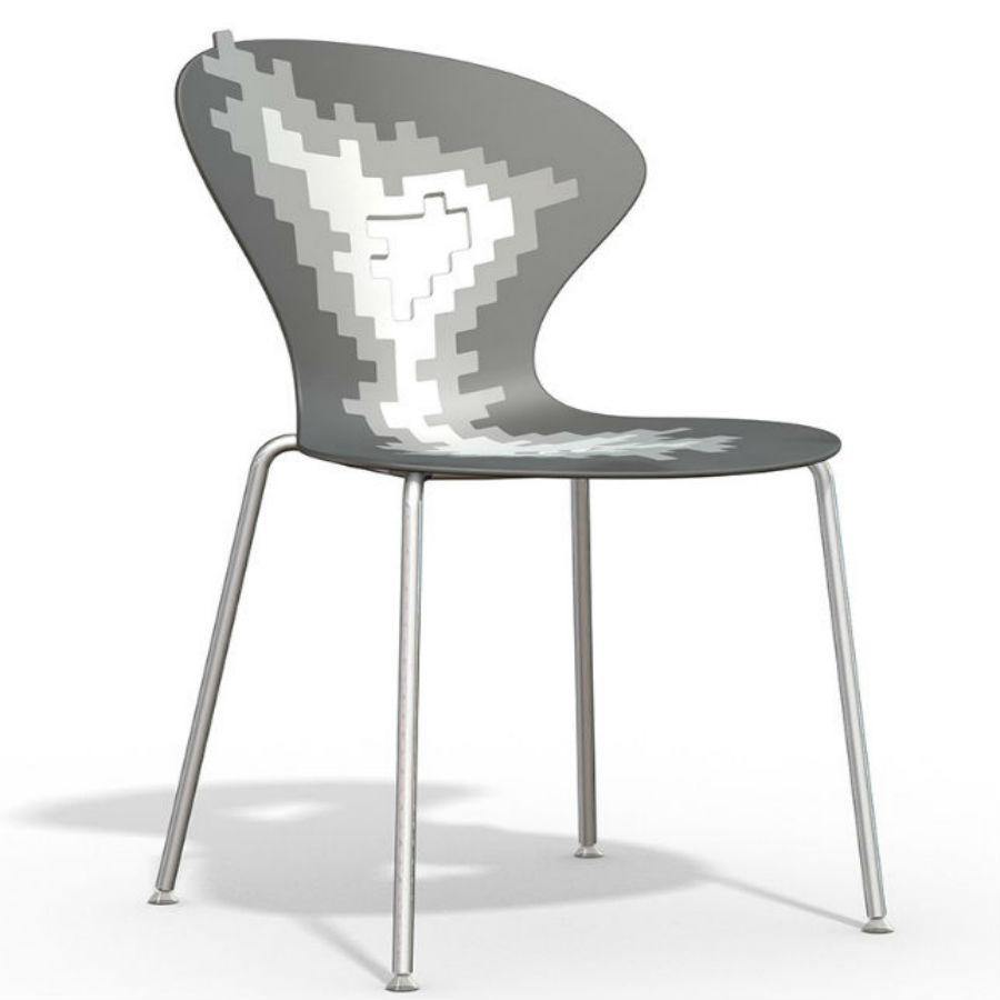 Big Bang Chair - Bistro Chairs - Breakout Furniture