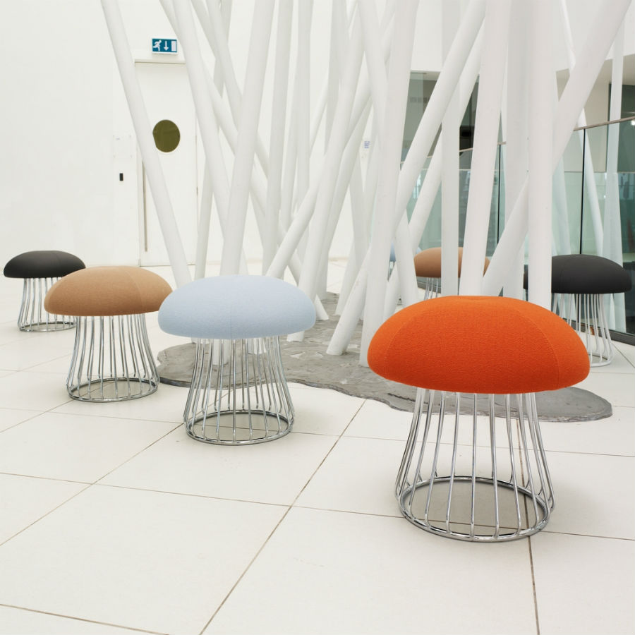 Magic Stool - Office Chairs - Breakout Furniture