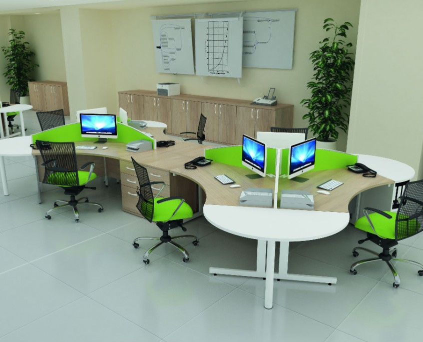 Sirius Desks - Office Desks - Office Furniture