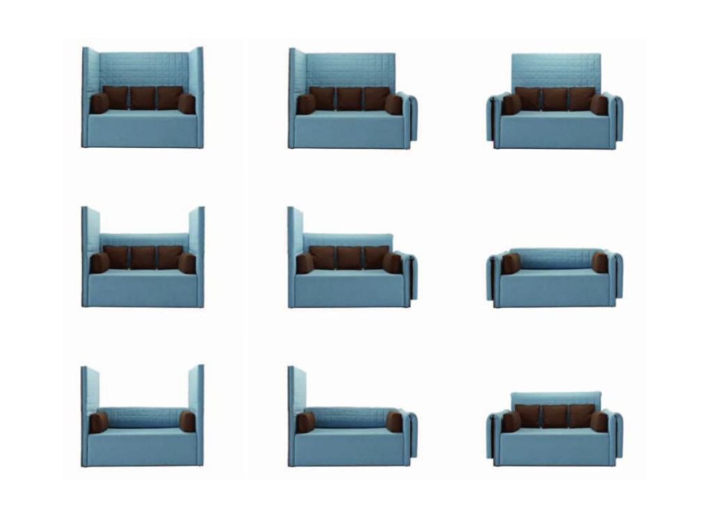 Marea Seating - Office Chairs - Breakout Furniture