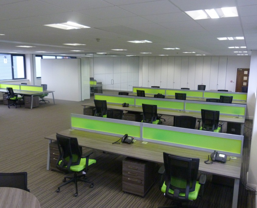 Tygavac - Office Furniture Manchester - Office Furniture Delivery & Installation