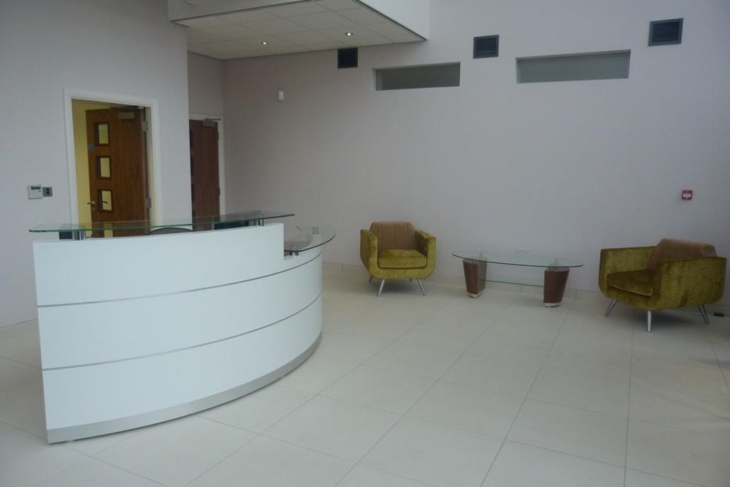 Tygavac Advanced Materials Bevlan Office Interiors