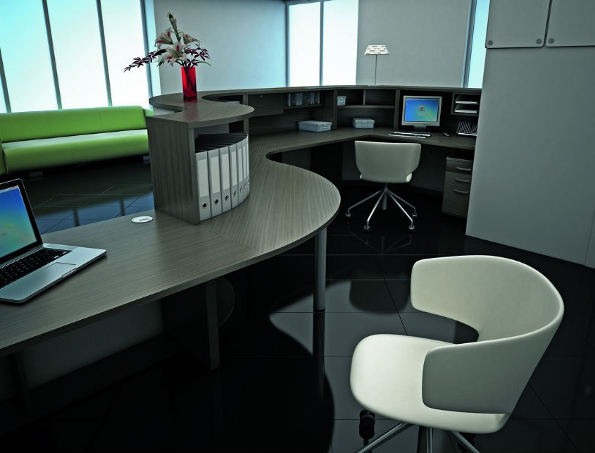 Receptiv - Reception Desks - Reception Furniture