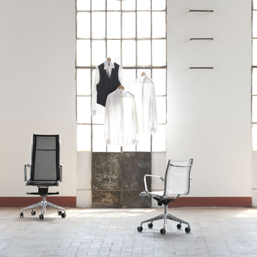 Sky Rete Chair - Operator Chair - Office Chairs