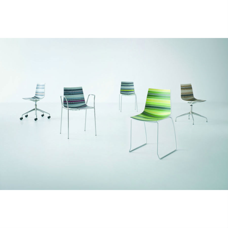Colourfive Chair - Bistro Chairs - Breakout Furniture