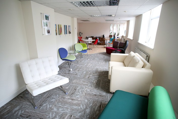 Bevlan Showroom - Office Furniture Showroom - Office Furniture Lancashire