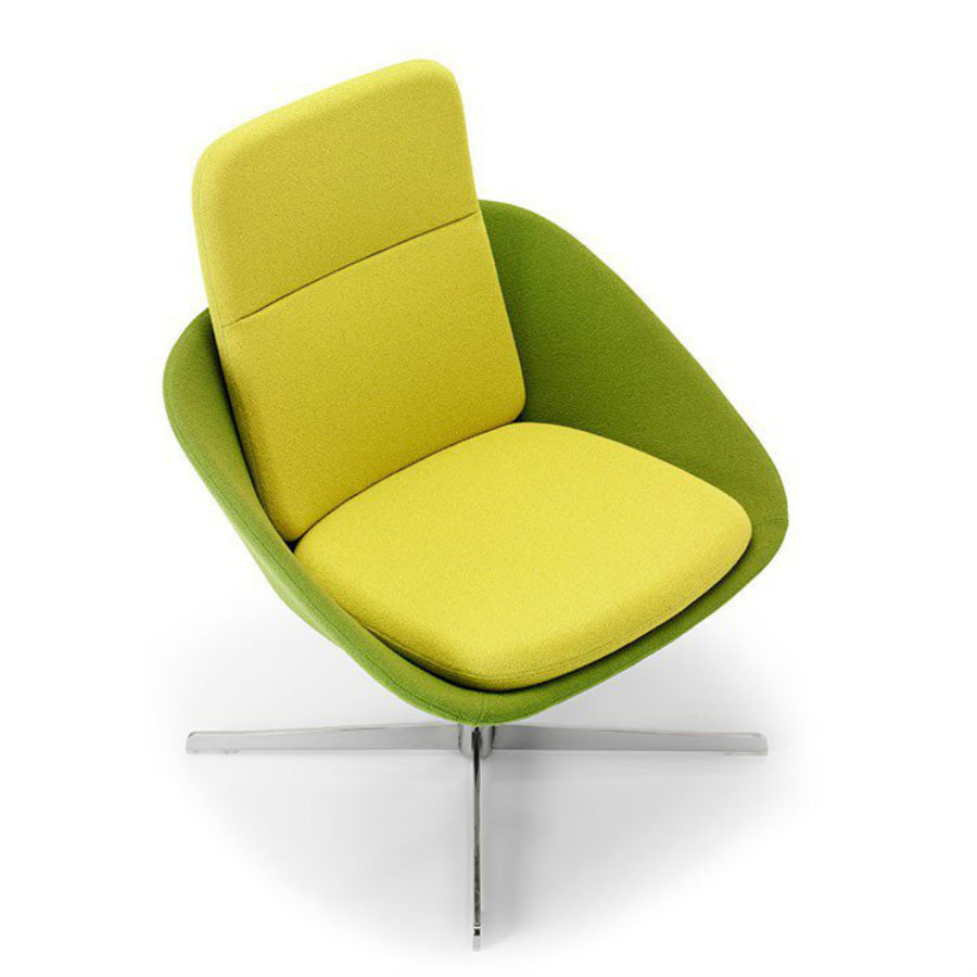 Dishy Seating - Office Chairs - Breakout Furniture