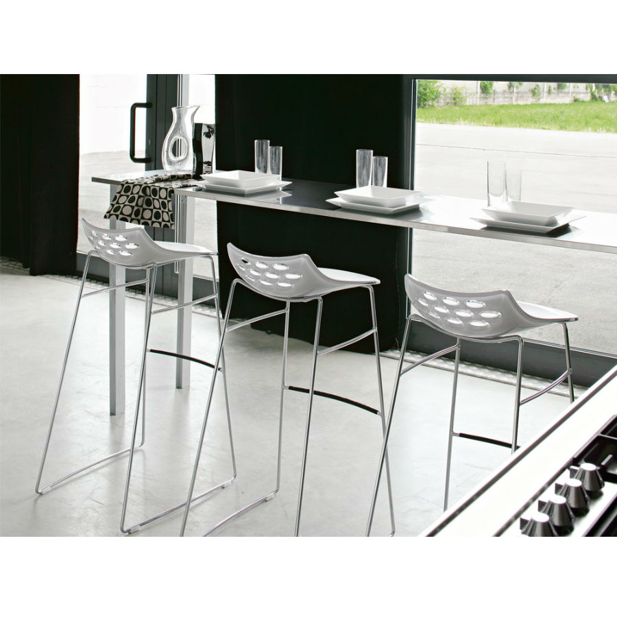 Slot Stool - Stools & Poseur Tables - Breakout Furniture