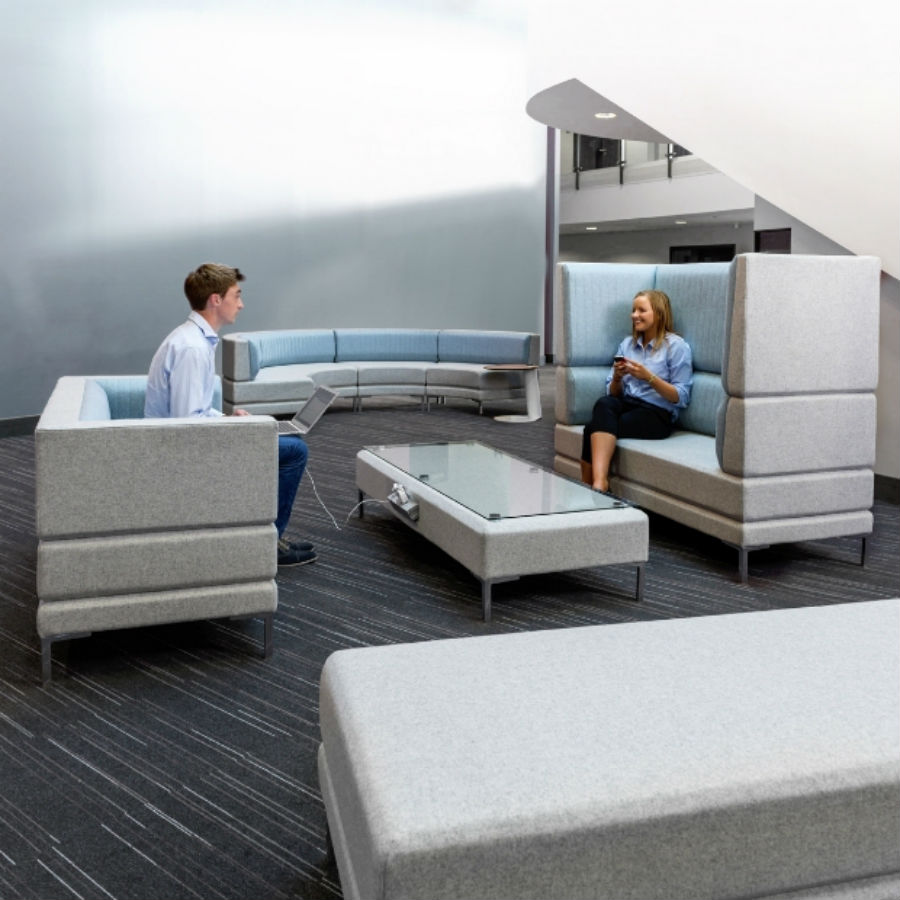 Henray Seating - Office Chairs - Breakout Furniture