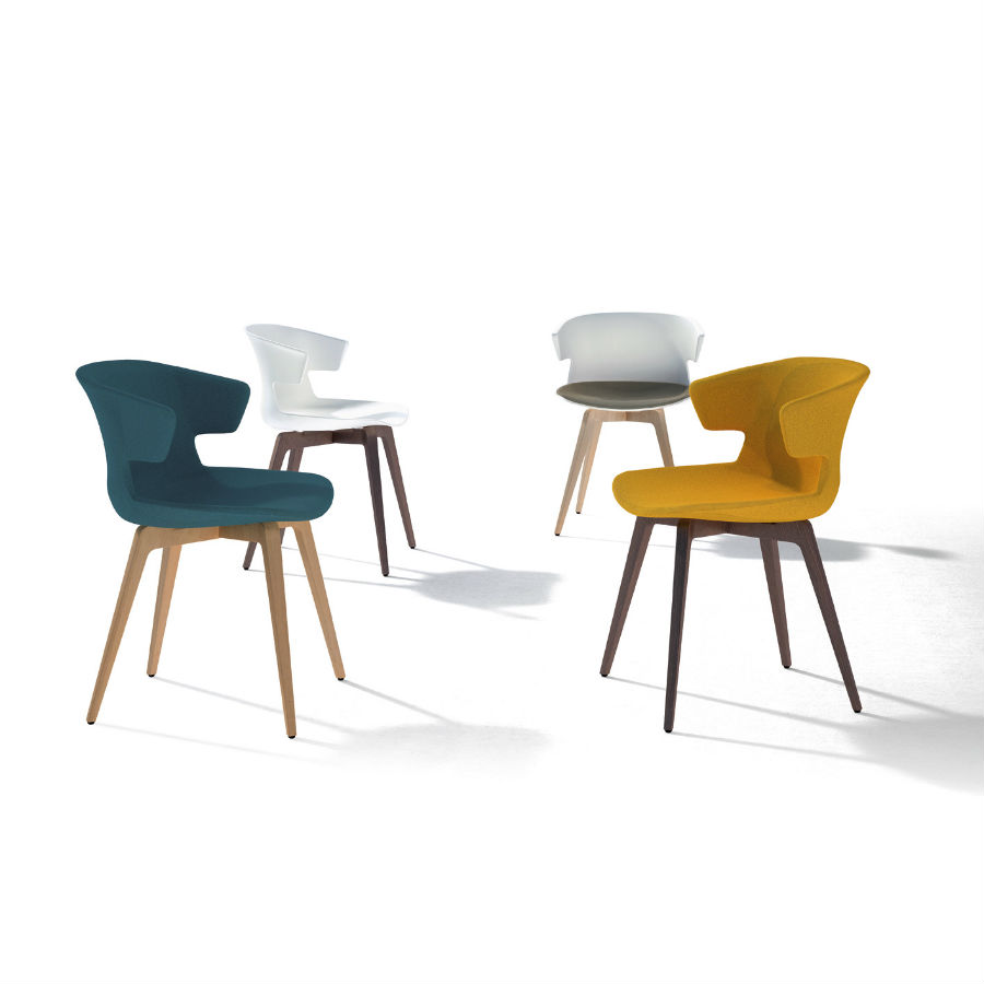 Cove Seating - Office Chairs - Breakout Furniture