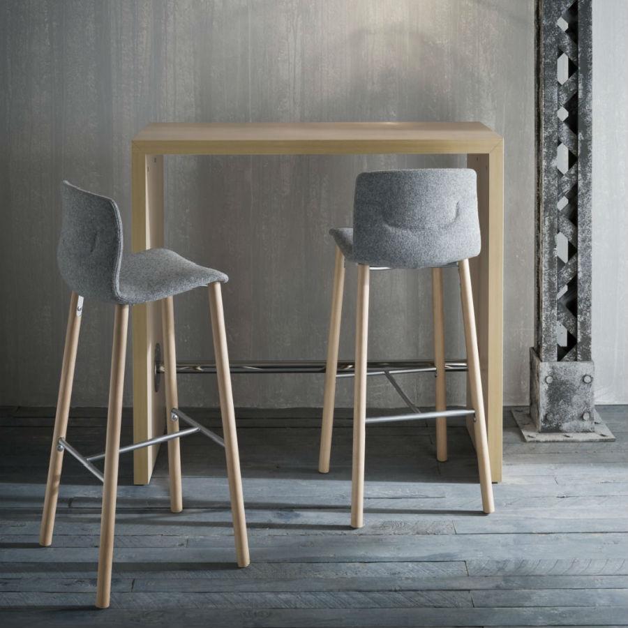 Slot Stool - Stools & Poseur Tables - Breakout Furniture