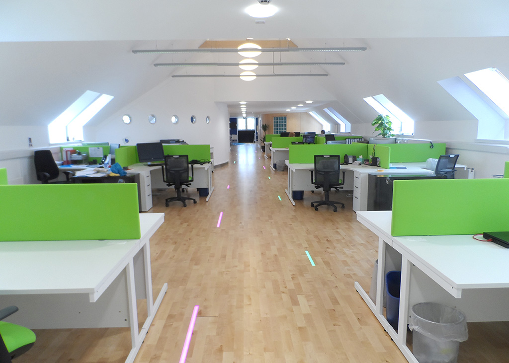BBC Alba - Office Furniture Scotland - Office Furniture Delivery & Installation