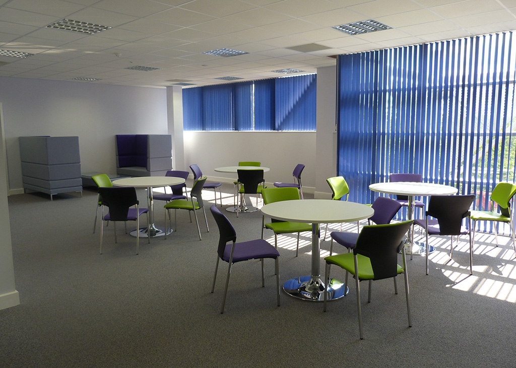Pgi Protection Group International Bevlan Office Interiors