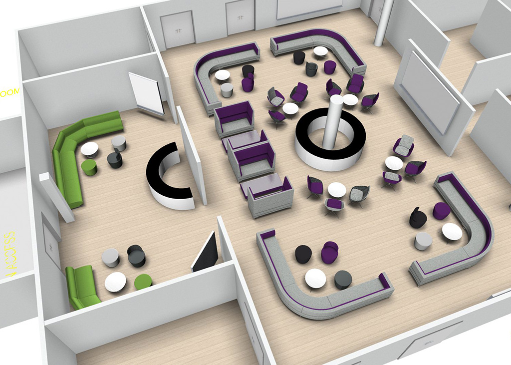 Projection Group International - Office Furniture Manchester - Office Furniture Delivery & Installation