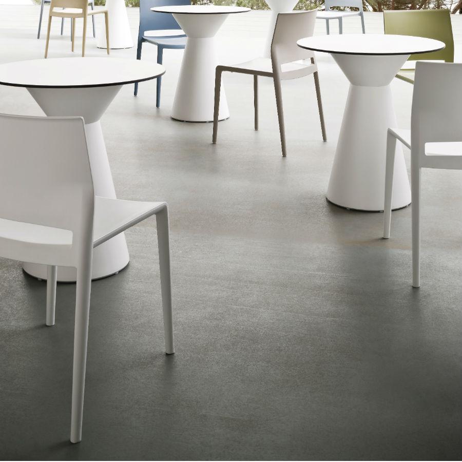 Tavoli Roller - Stools & Poseur Tables - Breakout Furniture