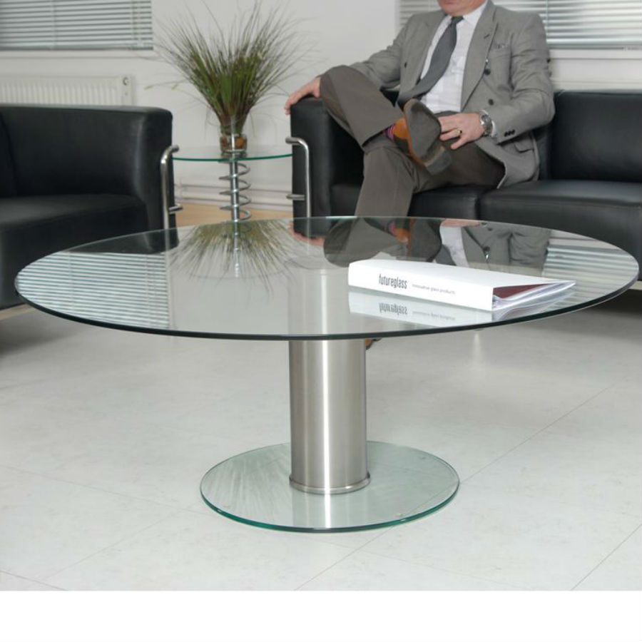 Spring Coffee Table - Office Coffee Tables - Breakout Furniture