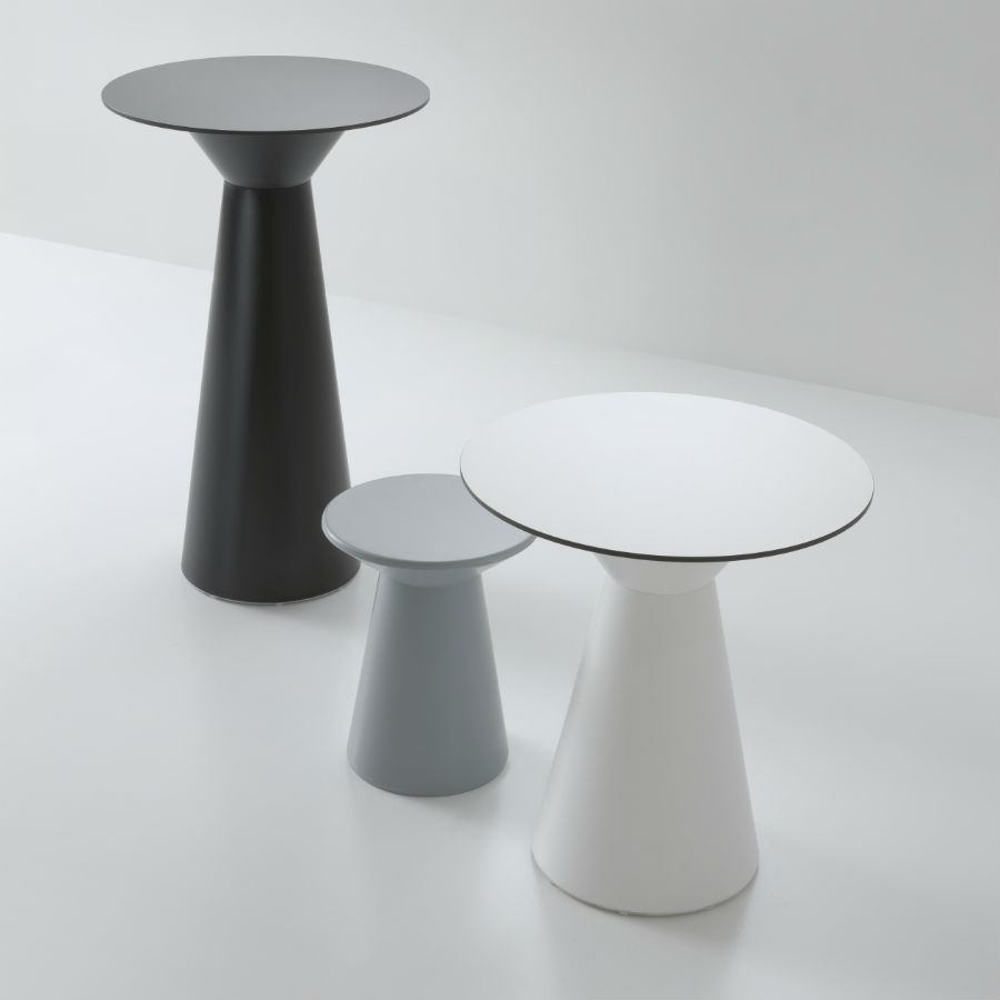 Tavoli Roller - Stools & Poseur Tables - Breakout Furniture