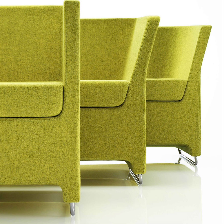 Tom, Dick & Harry - Office Chair - Reception Furniture