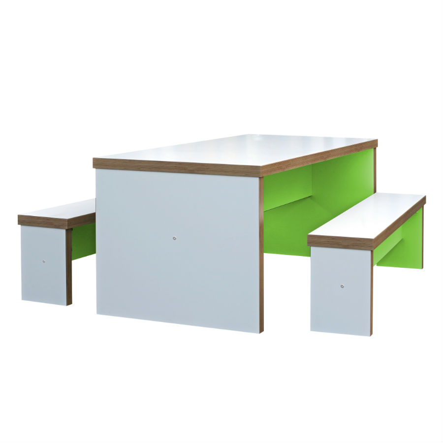 Wagamama Bench - Breakout Benching - Breakout Furniture