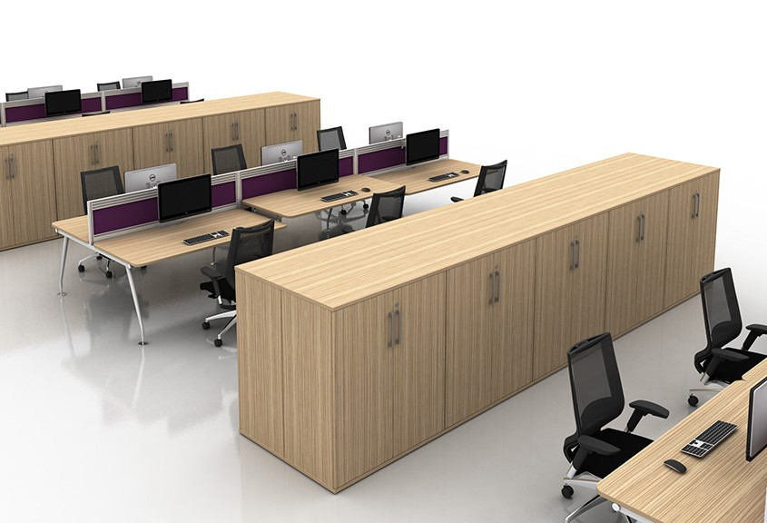 Vega height adjustable desks