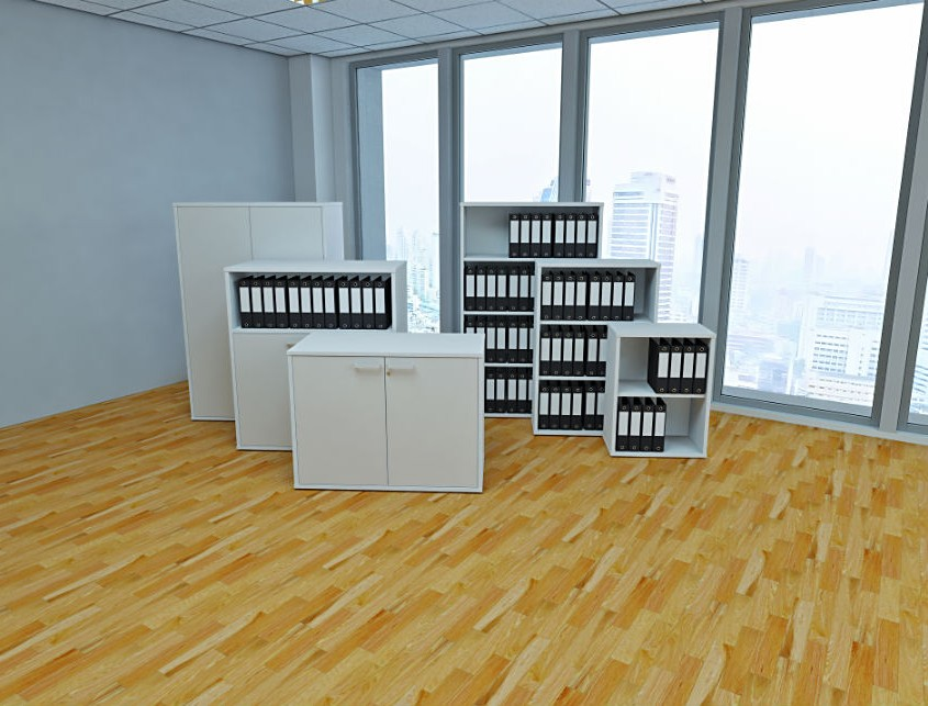 Imperial - Wood Storage - Office Storage