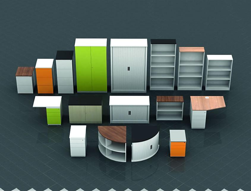 Imperial - Wood Storage - Office Storage