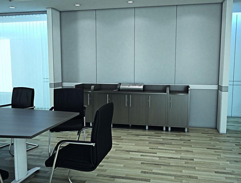 Mobili - Wood Storage - Office Storage