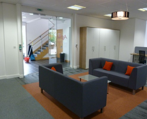 Agility - Office Furniture - Office Furniture Delivery & Installation